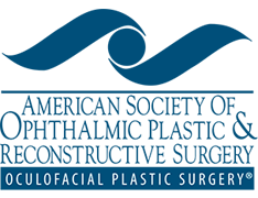 American Society of ophthalmic plastic & reconstructive surgery logo